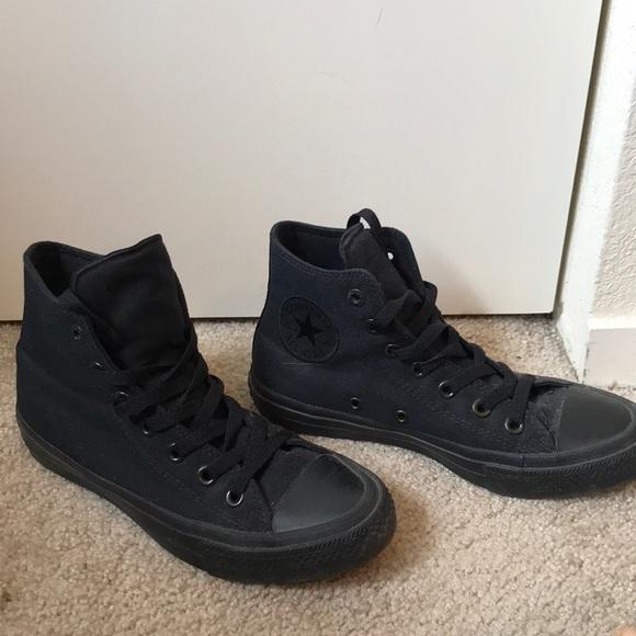 Converse Lunarlon - All black